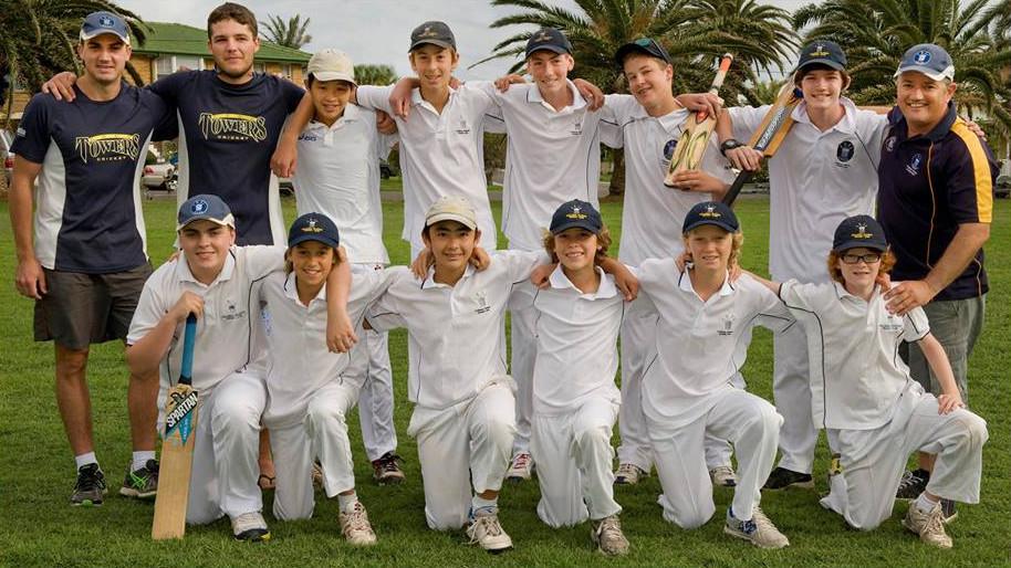 Under 14s Team Photo
