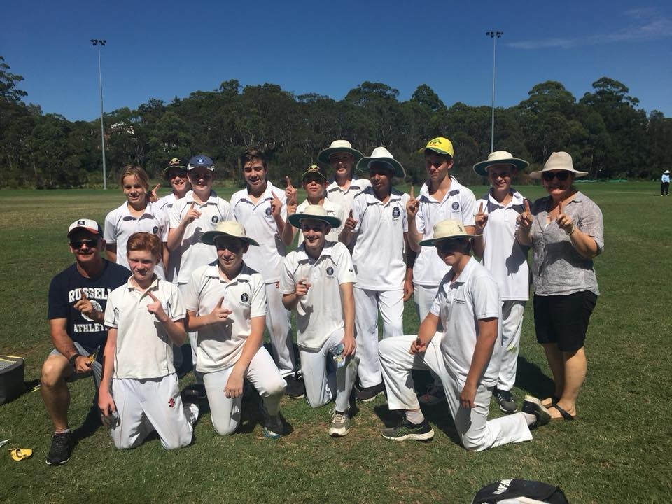 Collaroy Plateau Under 15/2s Win MWJCA Premiership 2017/18