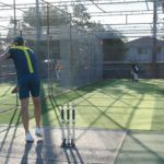Josh Hazlewood impressed with CPCC's 'Centre of Excellence' high performance unit.