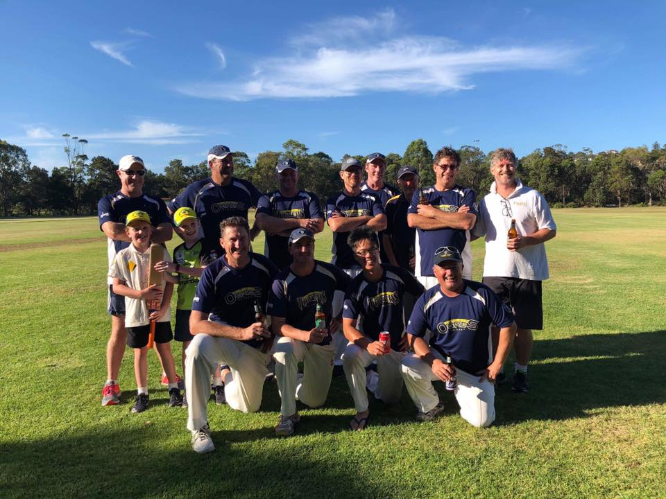 Ogres in MWCA T20 Plate Grand FInal. 18th February.