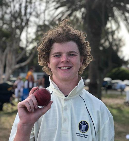 Ben Eady 50 Wickets