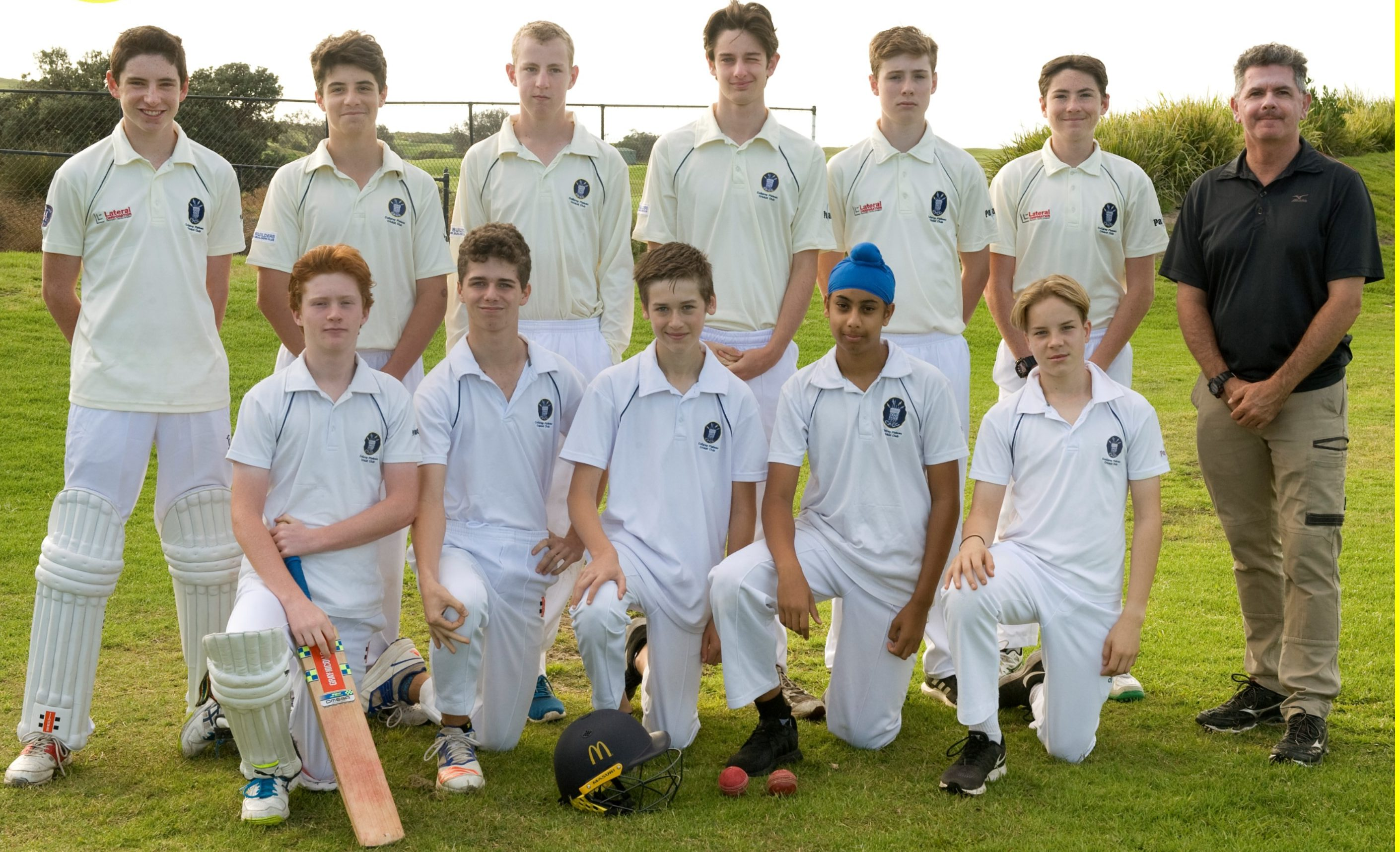 Under 16-18s Team Photo 18/19
