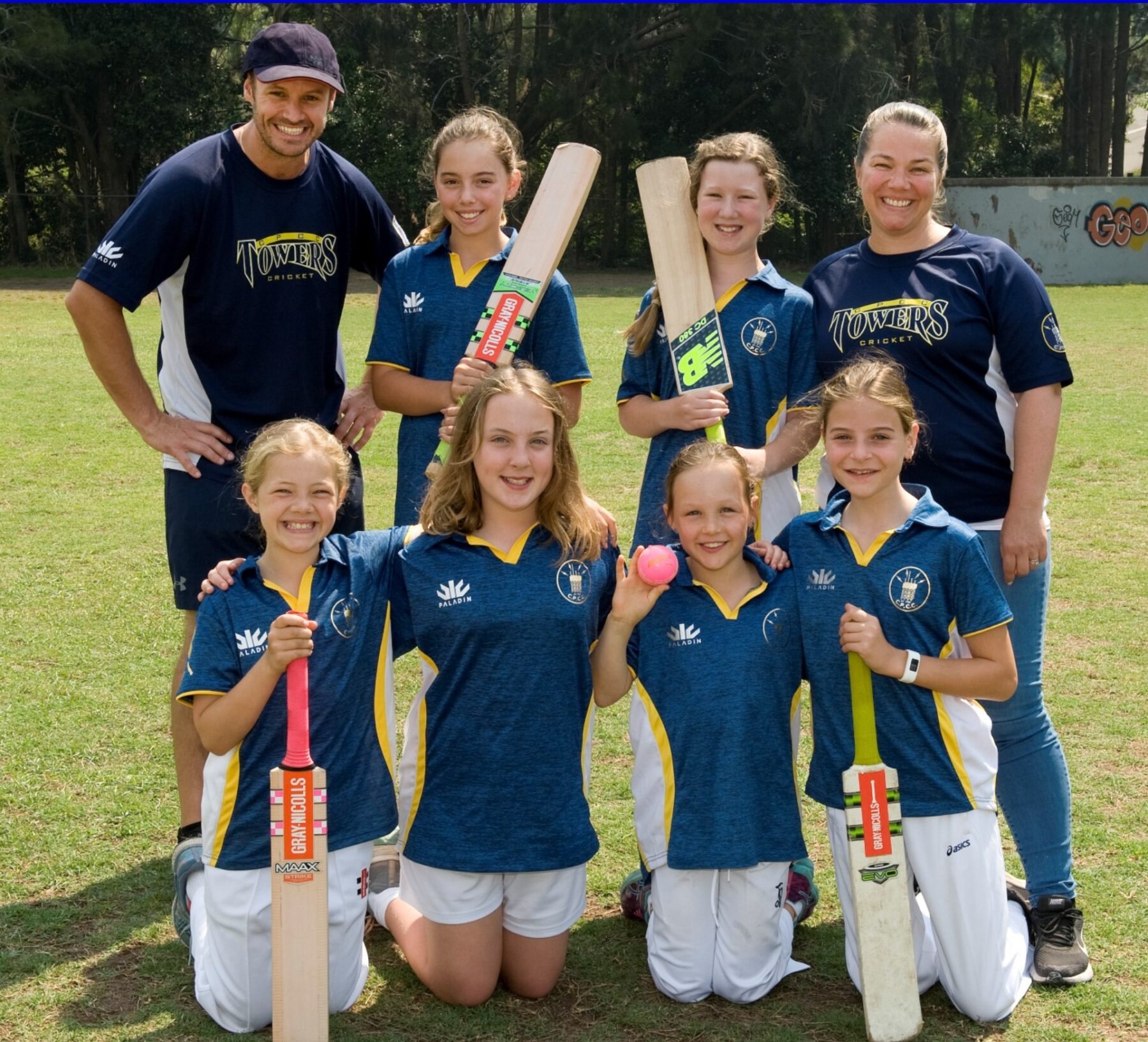 Sixers Girls U11s Team Photo 19/20